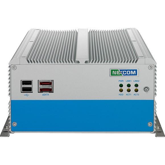 NISE 3500P2, Intel® Core™ i7/ i5 - lüfterlos - 4GB DDR3 - eSATA