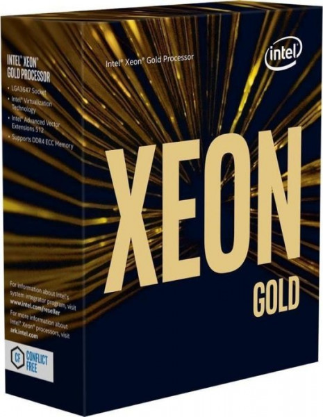 Intel Xeon-6128, 3.4 GHz, FC-LGA14, Box, Neuware