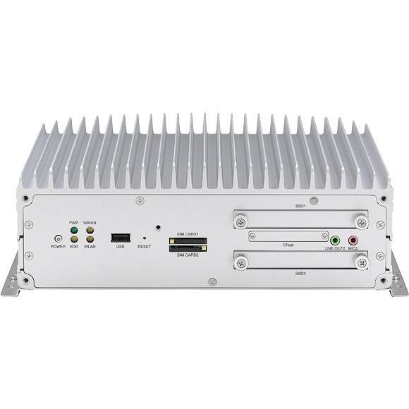 NEXCOM VTC 7110-C4SK Vorderansicht