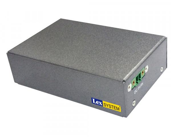 LEXCOM PALM-I + 1I385A Vorderansicht