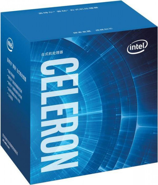 Intel Celeron G3900, 2x 2.80 GHz, Neuware